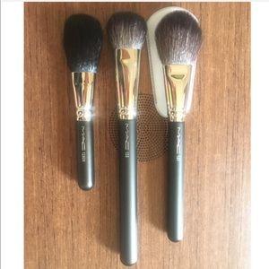 NEW MAC 127, 128, 129sh Brushes